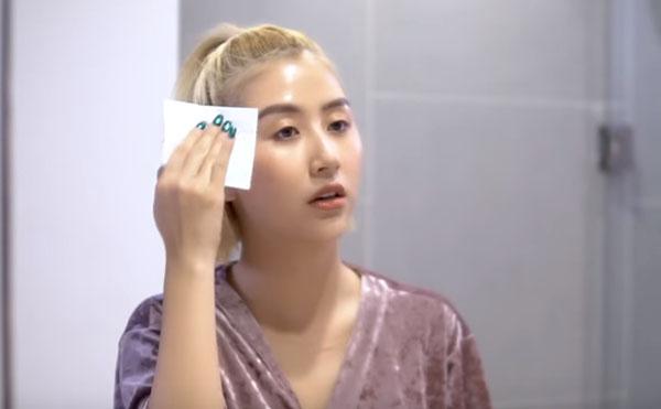 Bí quyết dưỡng da mặt siêu mịn, siêu trắng của Quỳnh Anh Shyn - 3