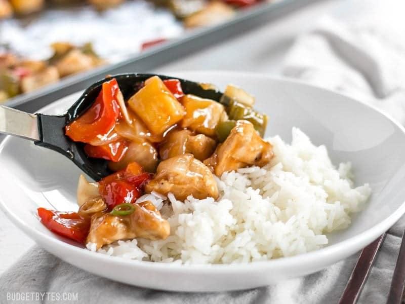 Cách làm gà lúc lắc chua ngọt càng ăn càng mê - 6