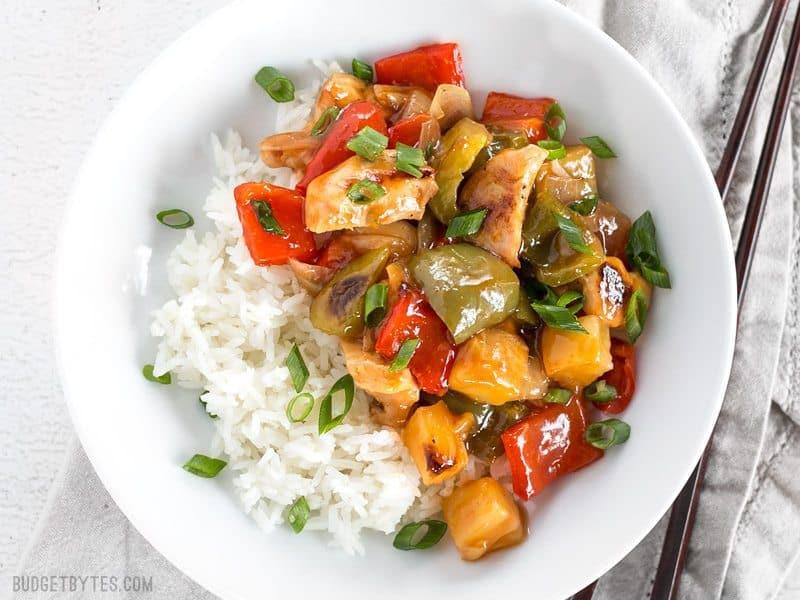 Cách làm gà lúc lắc chua ngọt càng ăn càng mê - 7