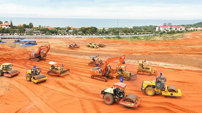 Cận cảnh tiến độ xây dựng của những dự án gây bão tại Phan Thiết - 3