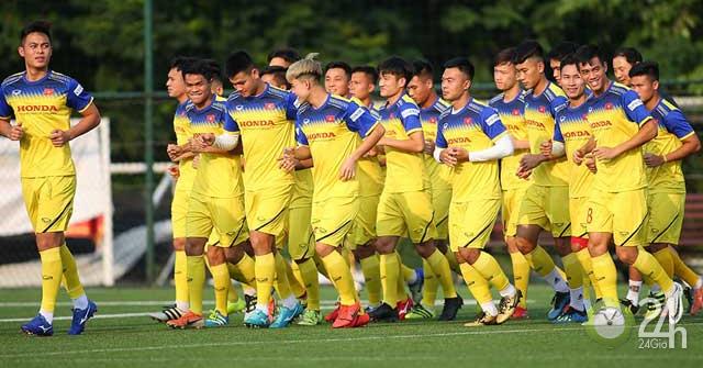 HLV Park Hang Seo tất bật với gần 60 cầu thủ Việt Nam ở 2 đội tuyển