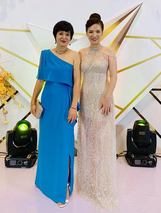 Bất ngờ với nhan sắc Trưởng ban VTV6 Diễm Quỳnh sau 22 năm dẫn sóng - 3