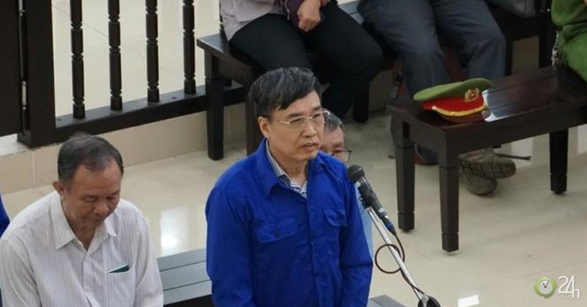 Cựu Thứ trưởng Lê Bạch Hồng lĩnh 8 năm tù, bồi thường 150 tỷ đồng - Tin tức 24h