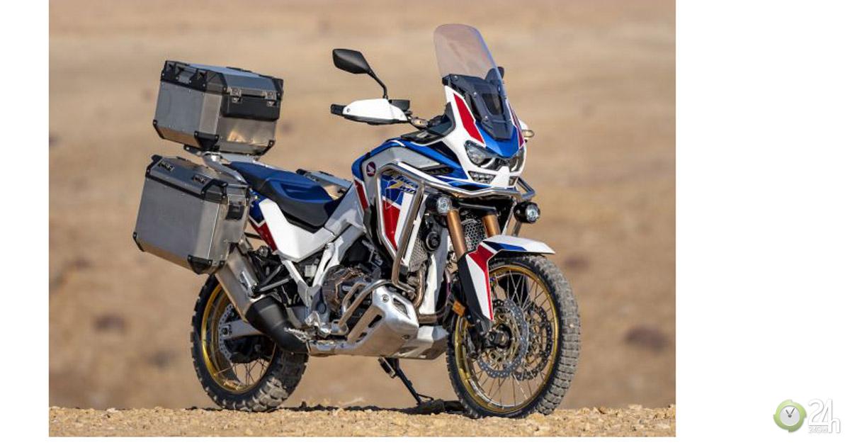 2020 Honda Africa Twin CRF1100L trình làng, động cơ 1.084 cc