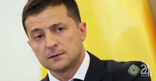 Tổng thống Ukraine lên tiếng về cuộc gọi khiến ông Trump bị điều tra luận tội