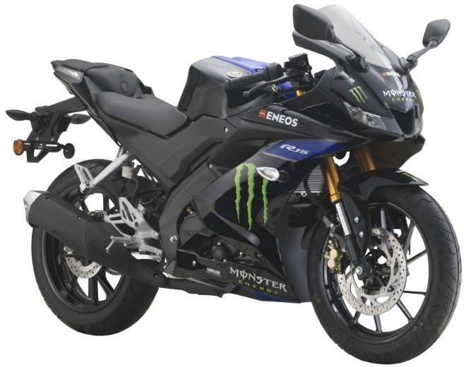 2019 Yamaha YZF-R15 Monster ra mắt giá 70 triệu đồng, nhìn cực ngầu