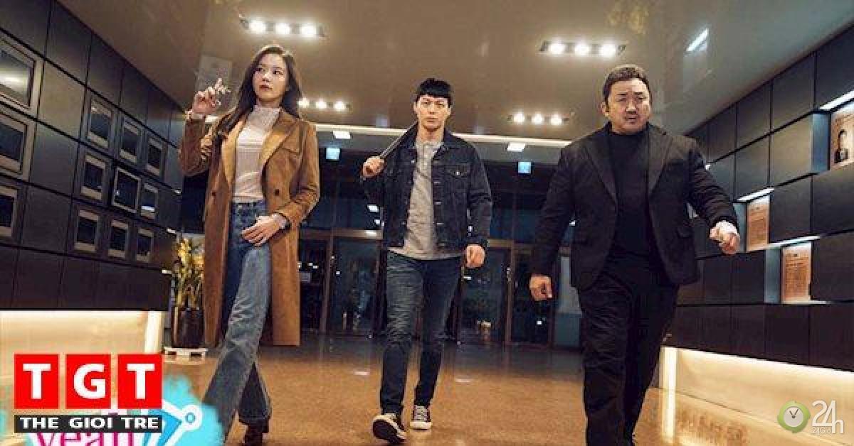 """Trai đẹp Jang Ki-yong và The Rock Hàn Quốc Ma Dong-seok đánh đấm cực ngầu trong trailer phim mới """"Biệt đội bất"""