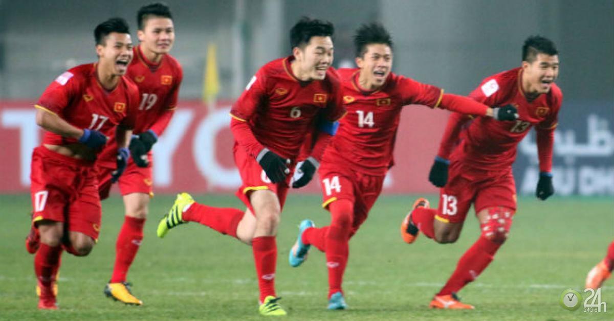 Lịch thi đấu U23 Việt Nam ở vòng chung kết U23 châu Á 2020: Gặp ai đầu tiên?-Bóng đá 24h - xổ số ngày 14102019