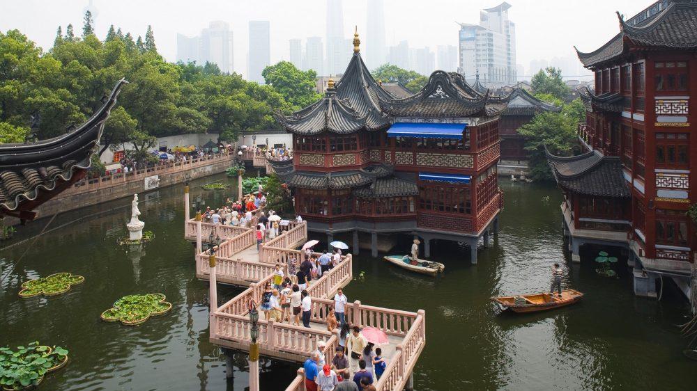 Những phố cổ đẹp nhất Thượng Hải khiến du khách ngất ngây - 1