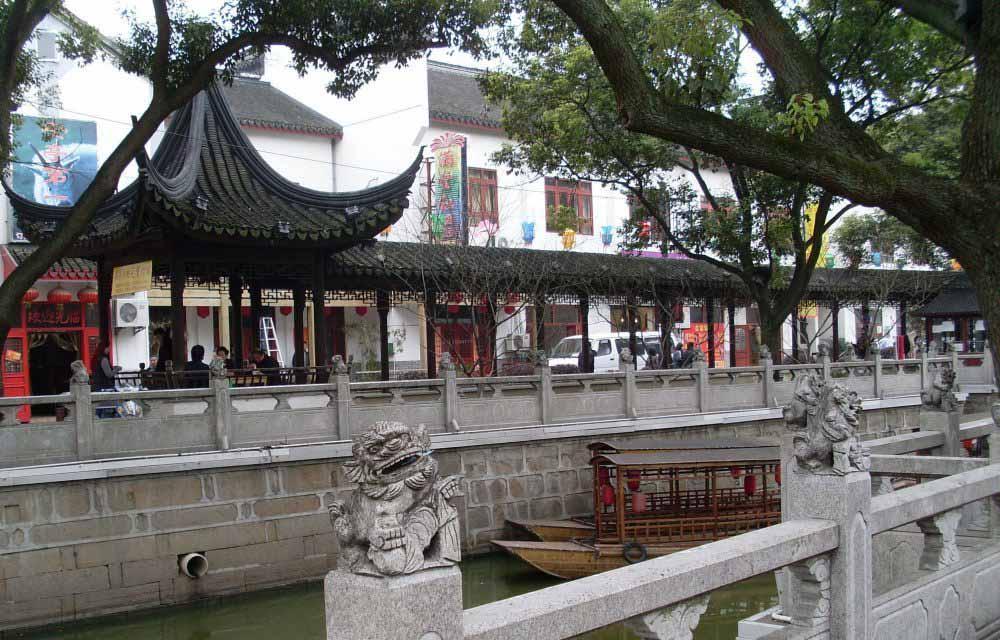 Những phố cổ đẹp nhất Thượng Hải khiến du khách ngất ngây - 11