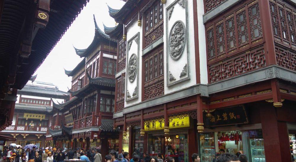 Những phố cổ đẹp nhất Thượng Hải khiến du khách ngất ngây - 2