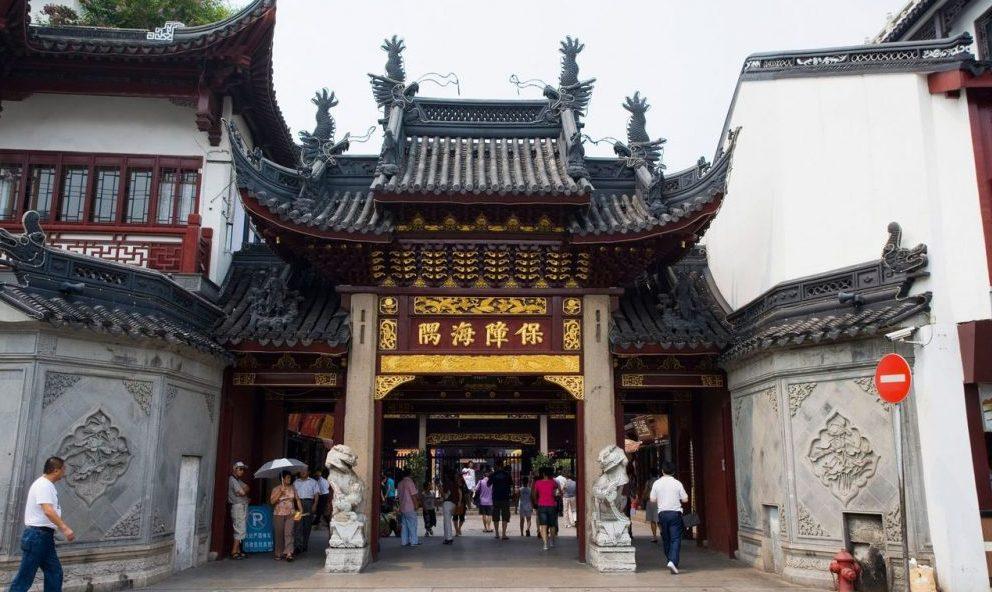 Những phố cổ đẹp nhất Thượng Hải khiến du khách ngất ngây - 3