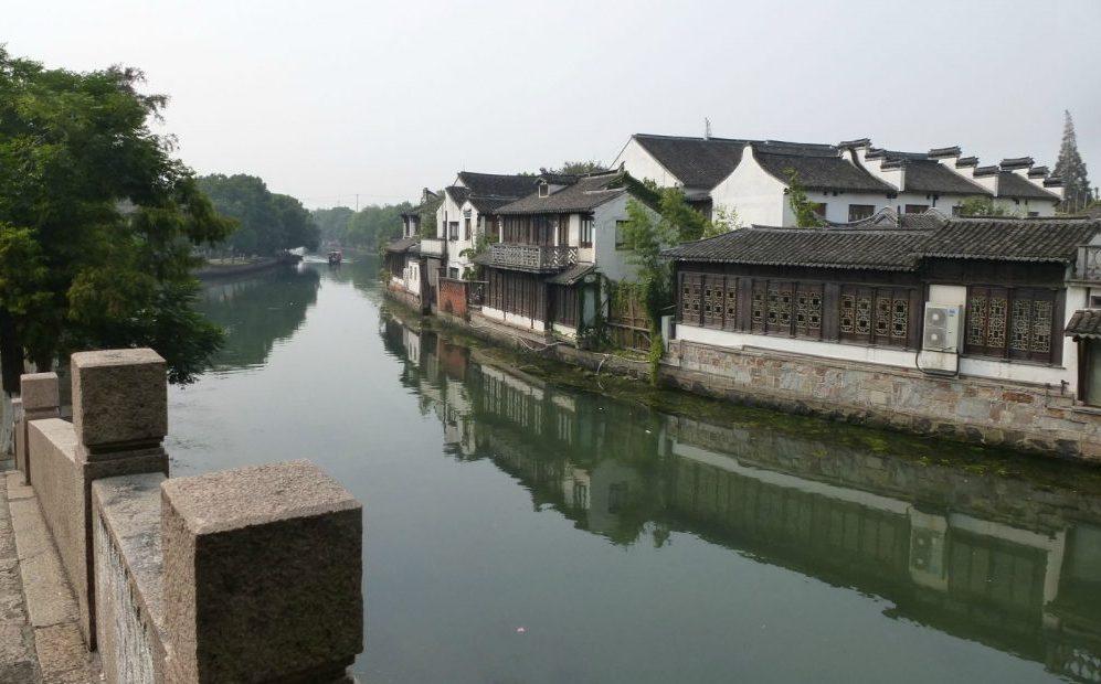 Những phố cổ đẹp nhất Thượng Hải khiến du khách ngất ngây - 4