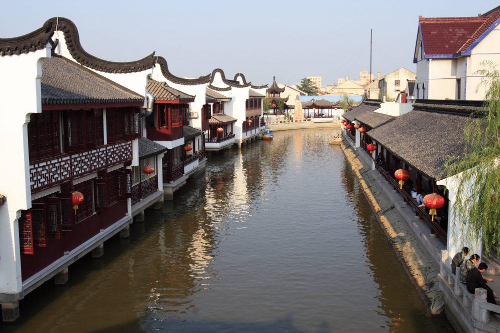 Những phố cổ đẹp nhất Thượng Hải khiến du khách ngất ngây - 6
