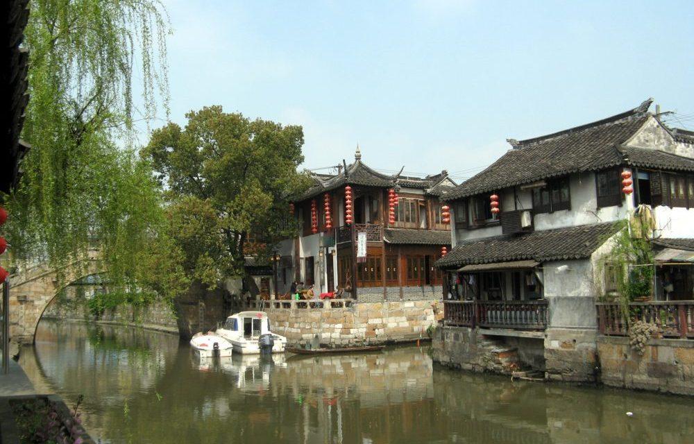Những phố cổ đẹp nhất Thượng Hải khiến du khách ngất ngây - 7
