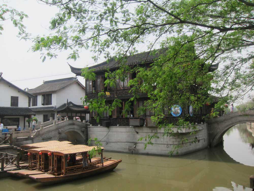 Những phố cổ đẹp nhất Thượng Hải khiến du khách ngất ngây - 8