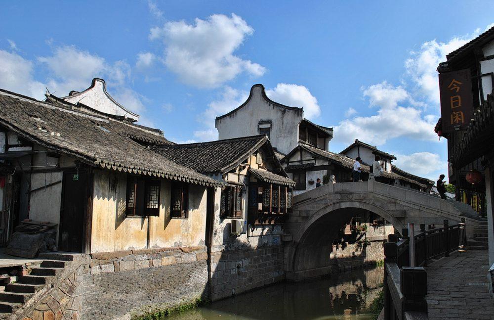 Những phố cổ đẹp nhất Thượng Hải khiến du khách ngất ngây - 9