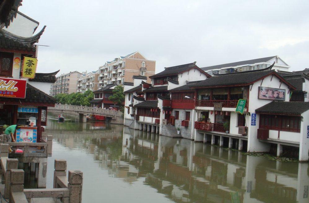 Những phố cổ đẹp nhất Thượng Hải khiến du khách ngất ngây - 10