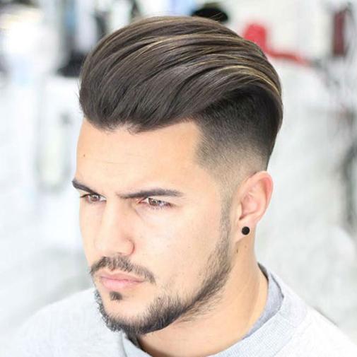 Kiểu tóc nam đẹp 2019 chuẩn men phù hợp với từng khuôn mặt - 19