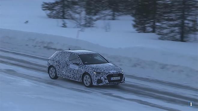 Audi A3 thế hệ thứ 4 sẽ ra mắt vào Triển lãm Ô tô Geneva 2020