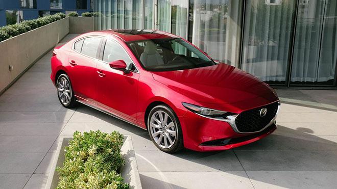 Xem qua những điểm sáng trong thiết kế và động cơ của Mazda3 2019 sắp ra mắt - 6