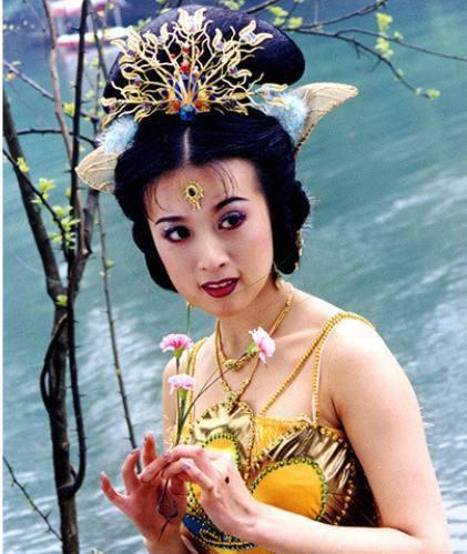 """""""Công chúa đẹp nhất Tây Du Ký"""" vướng scandal đi khách đại gia, ngoại tình Trương Quốc Lập - 1"""