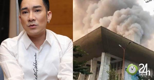 Quang Hà sốc nhập viện, tổn thất 8 tỷ đồng khi phải hủy show diễn vì Cung Việt Xô cháy - Giải trí