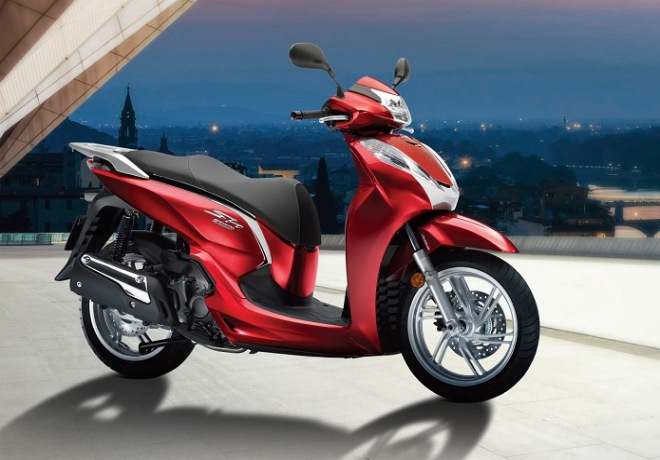 Bảng giá xe ga Honda SH, tiếp tục tăng bất chấp giá chênh cao sẵn có - 2