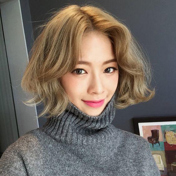 Kiểu tóc ngắn đẹp hợp với mọi khuôn mặt dẫn đầu xu hướng năm 2019 - 18