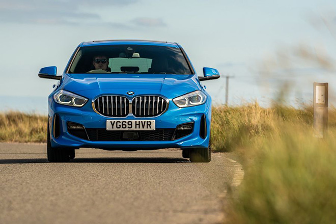 BMW 1-Series thế hệ thứ ba chuyển sang nền tảng dẫn động cầu trước - 2