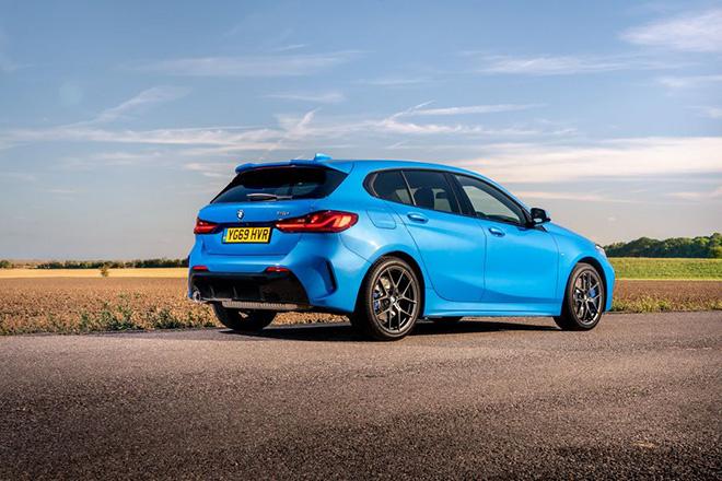BMW 1-Series thế hệ thứ ba chuyển sang nền tảng dẫn động cầu trước - 3