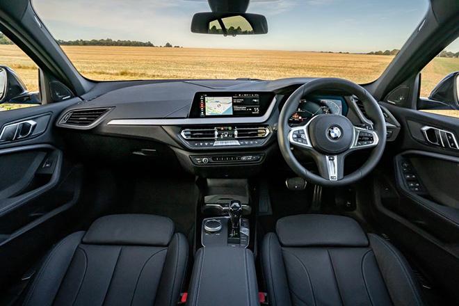 BMW 1-Series thế hệ thứ ba chuyển sang nền tảng dẫn động cầu trước - 4