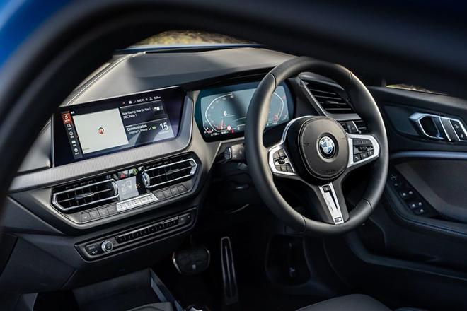 BMW 1-Series thế hệ thứ ba chuyển sang nền tảng dẫn động cầu trước - 6