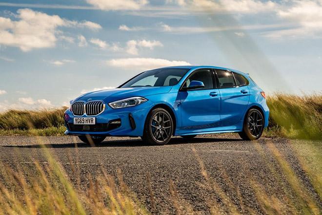 BMW 1-Series thế hệ thứ ba chuyển sang nền tảng dẫn động cầu trước
