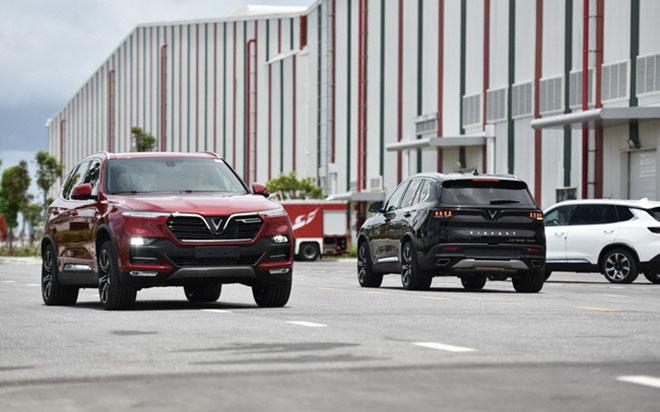 Chủ nhân xe VinFast sẽ được đậu xe miễn phí tại Vinpearl, Vincom và Vinhomes - 1