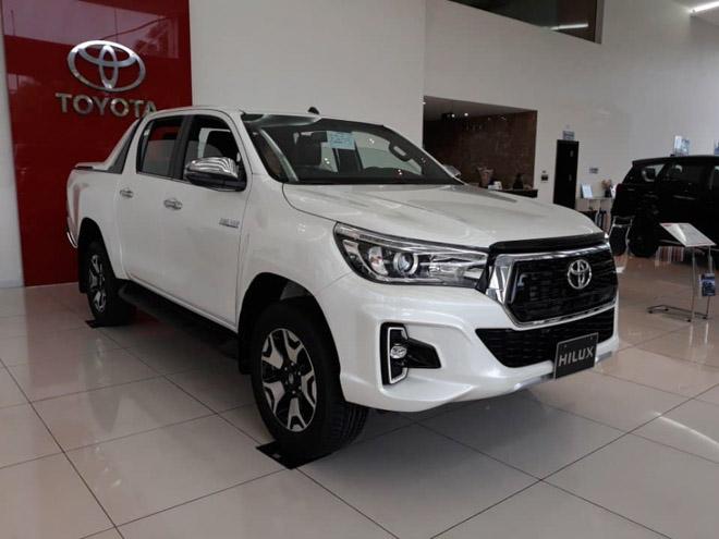 Top 10 mẫu xe bán chạy nhất khu vực Đông Nam Á sáu tháng đầu năm 2019 - 1