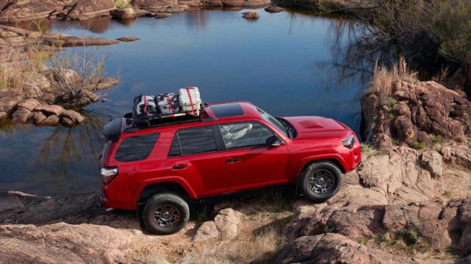 Toyota 4Runner bổ xung phiên bản chuyên dụng đi địa hình tại Mỹ - 1