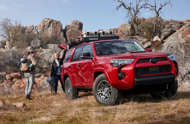 Toyota 4Runner bổ xung phiên bản chuyên dụng đi địa hình tại Mỹ - 2
