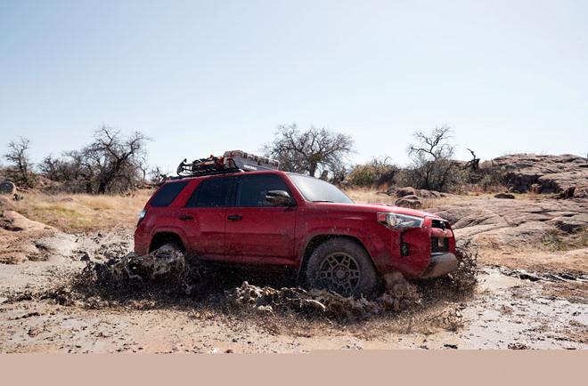 Toyota 4Runner bổ xung phiên bản chuyên dụng đi địa hình tại Mỹ - 4