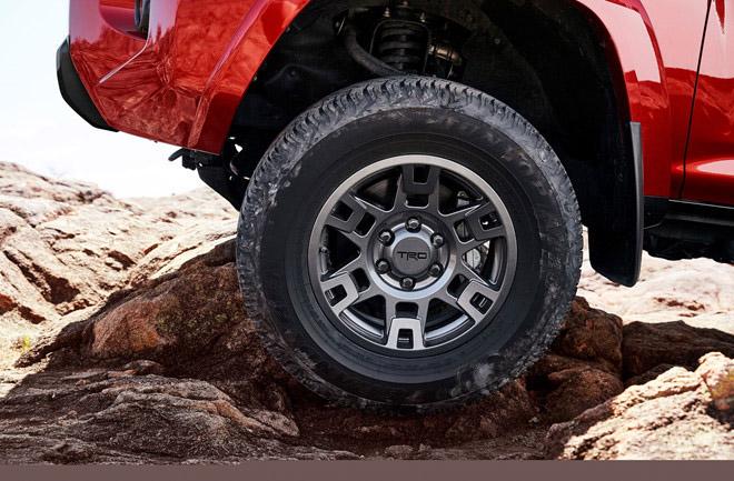 Toyota 4Runner bổ xung phiên bản chuyên dụng đi địa hình tại Mỹ - 6