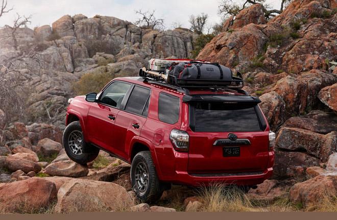 Toyota 4Runner bổ xung phiên bản chuyên dụng đi địa hình tại Mỹ - 3