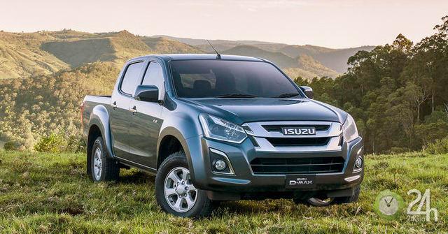 Top 10 mẫu xe bán chạy nhất khu vực Đông Nam Á sáu tháng đầu năm 2019