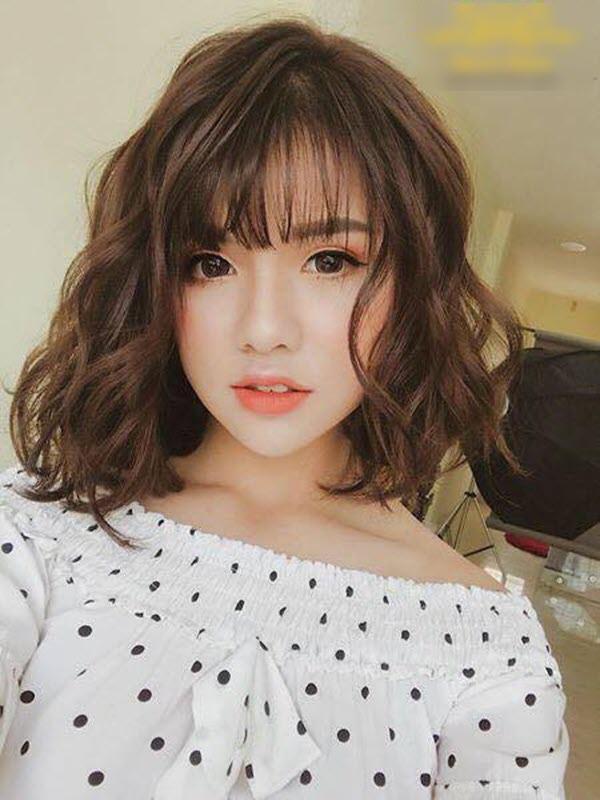 Kiểu tóc đẹp 2019 cho nữ phù hợp nhất với xu hướng hiện nay - 6
