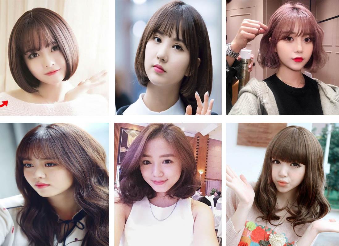 Kiểu tóc đẹp 2020 cho nữ phù hợp nhất với xu hướng hiện nay - 1