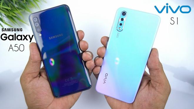 Chọn Vivo S1 hay Galaxy A50 tầm giá 6 triệu? - 10