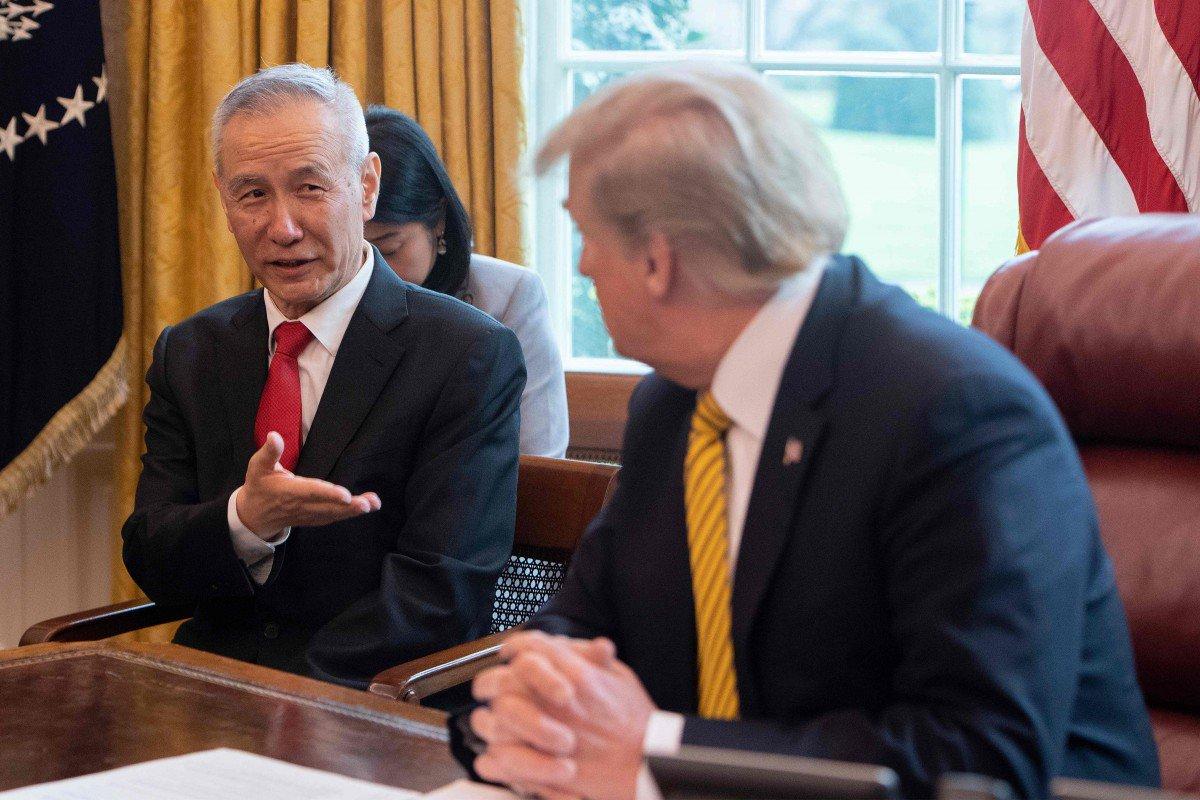 Trung Quốc thừa nhận khó khăn chưa từng thấy, kêu gọi Mỹ bình tĩnh - 1
