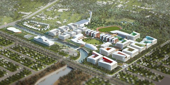 Bến Cát sắp có trung tâm thương mại, ĐH quốc tế lớn bậc nhất Việt Nam - 2