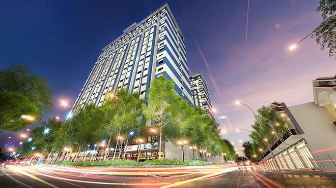 Bến Cát sắp có trung tâm thương mại, ĐH quốc tế lớn bậc nhất Việt Nam - 4