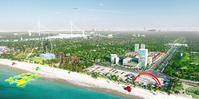 """Điều gì khiến """"Cua Lo Beach Villa"""" trở thành dự án đáng đầu tư nhất tại Cửa Lò? - 1"""