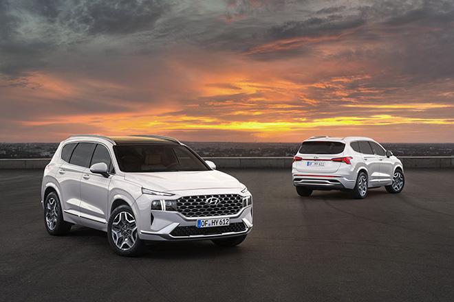 Hyundai SantaFe 2021 chính thức ra mắt, giá từ 620 triệu đồng - 7